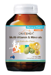 Charenda Multi-Vtamin&Minerals