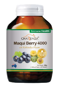 Charenda Maqui Berry 4000