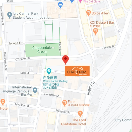 Chalenda Hong Kong Office Address