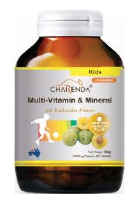 维他命+矿物质 营养补充剂
