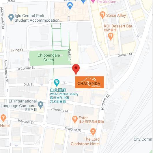 齊樂達 澳洲總部地址
