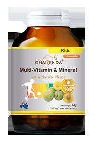 Charenda Multi-Vitamin & Mineral