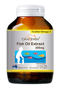 Charenda-Fish Oil Extract 300mg