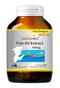 Charenda kids Fish Oil Extract 700mg